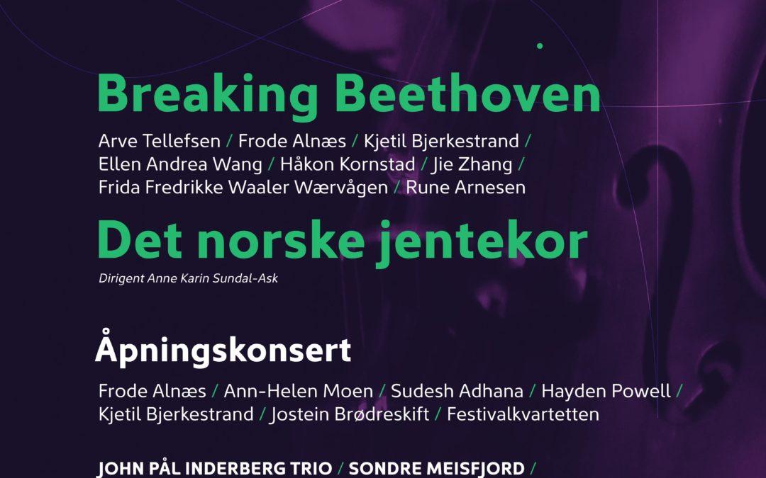 Velkommen til Festspillene i Kristiansund 2020!