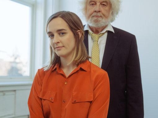 Ine Hoem & Edvard Hoem